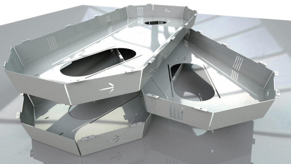 Blechverkleidung - Kupplungsschutz-04