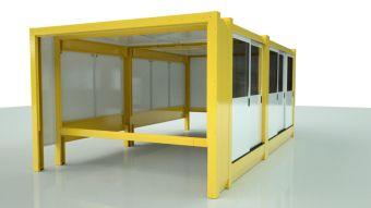 Maschinengehäuse - Bearbeitungszentrum 06